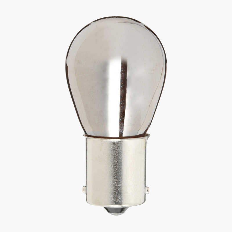 Indicator lightbulb Chrome, 12 V, 2 pcs