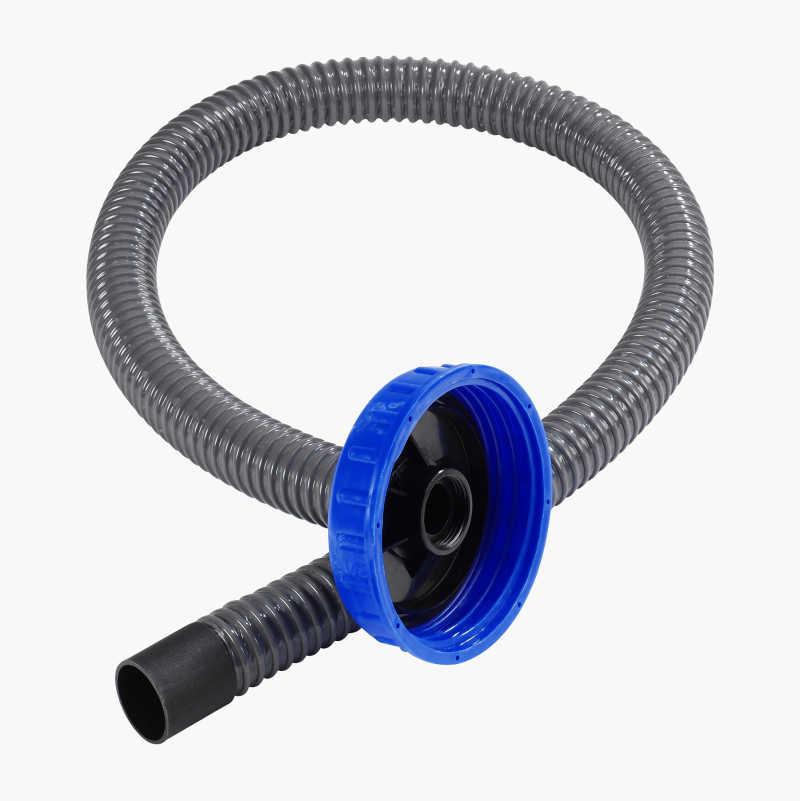 Waste water hose DIN96