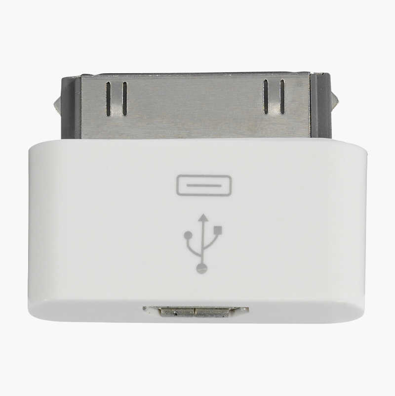 Adapter micro USB till iPhone/iPad