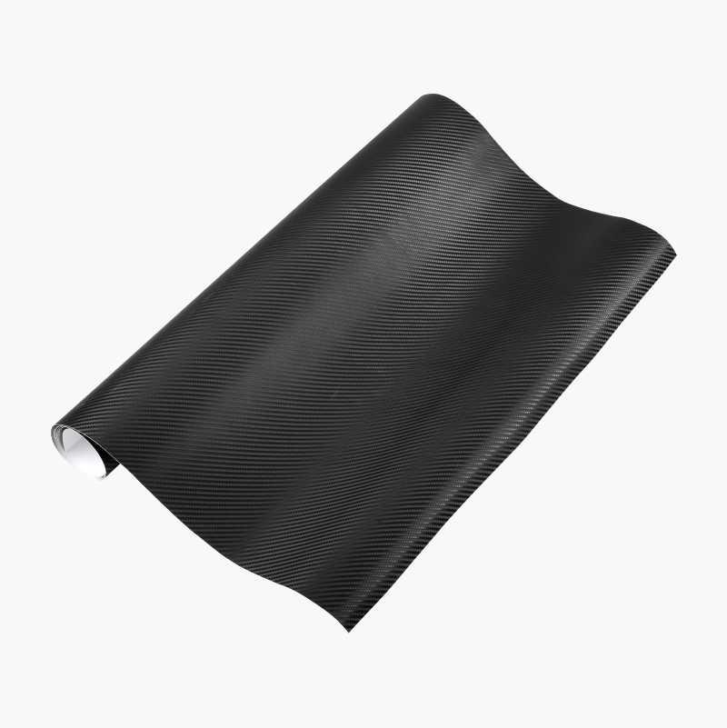 Carbon fibre film 3D