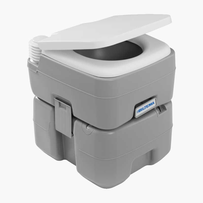 Portabelt kjemisk toalett Biltema.no