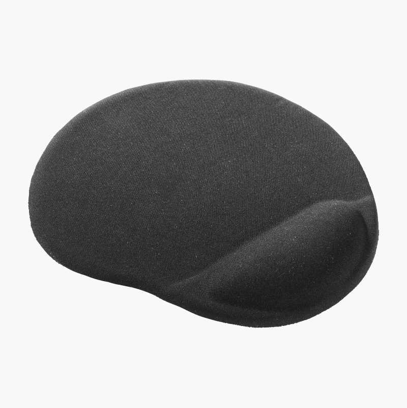 Mouse mat with wrist support