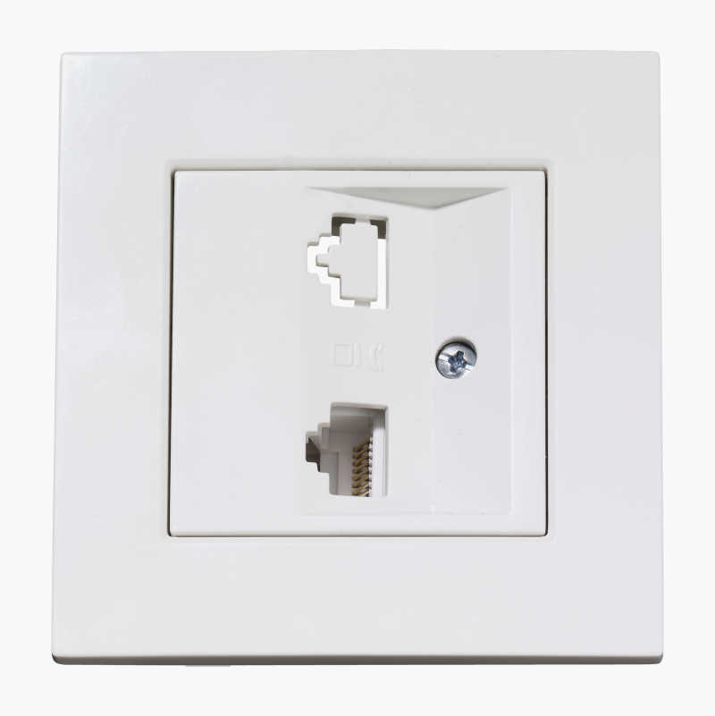 Computer Wall Socket
