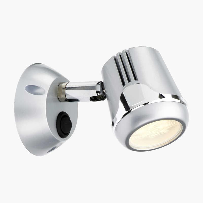 Reading lamp LED, adjustable-angle