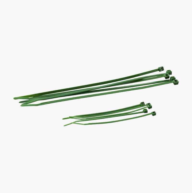 Cable tie set, garden