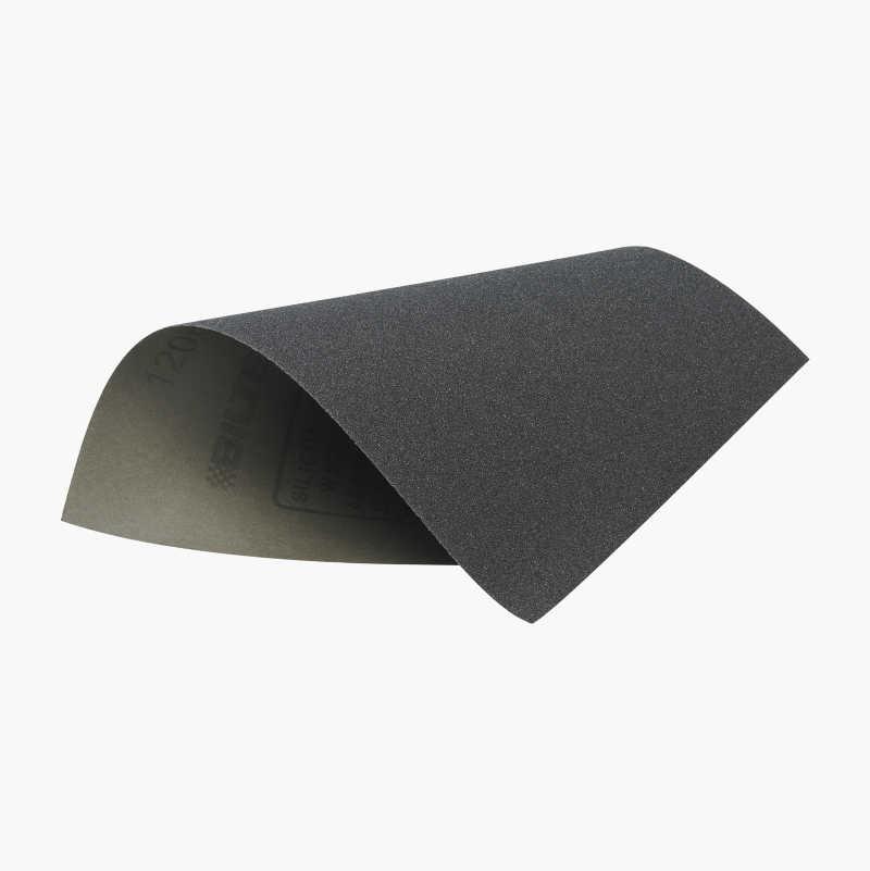 Sanding Paper, Wet, 6 pcs