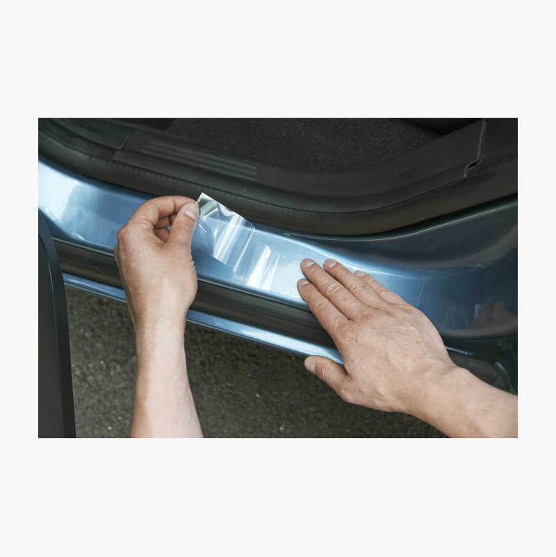 transparent skyddsfilm till bil
