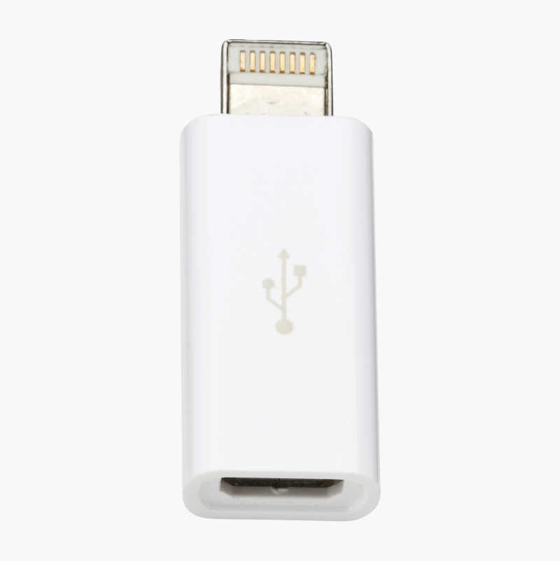 Adapter Lightning – Micro USB