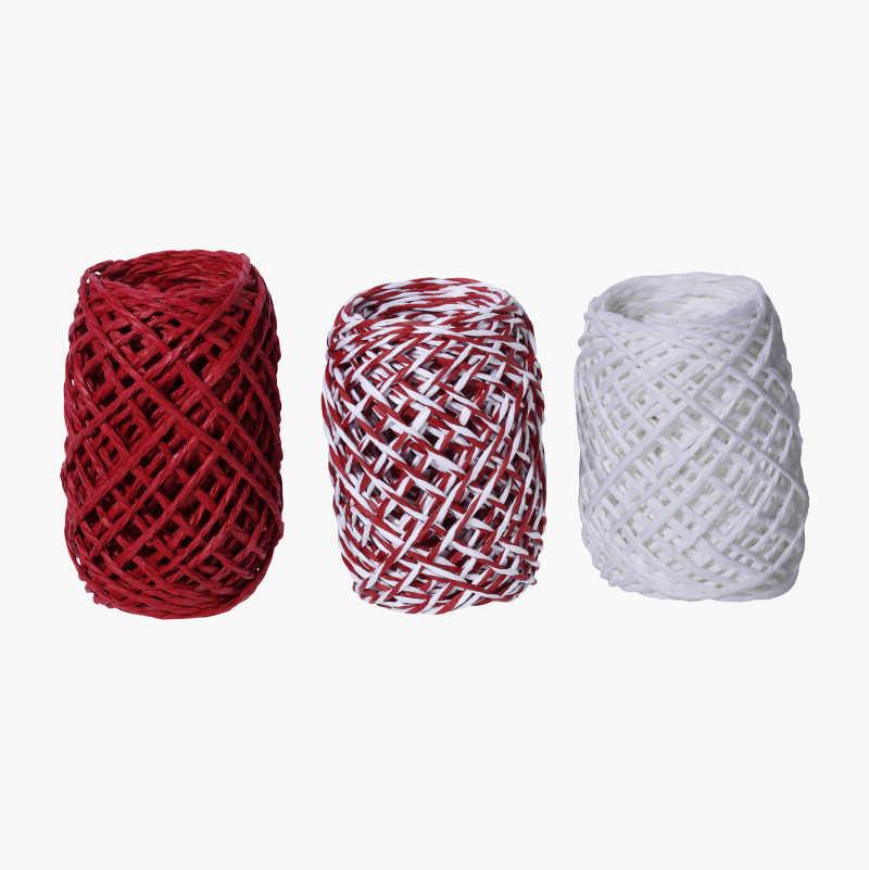 Present string, 3-pack