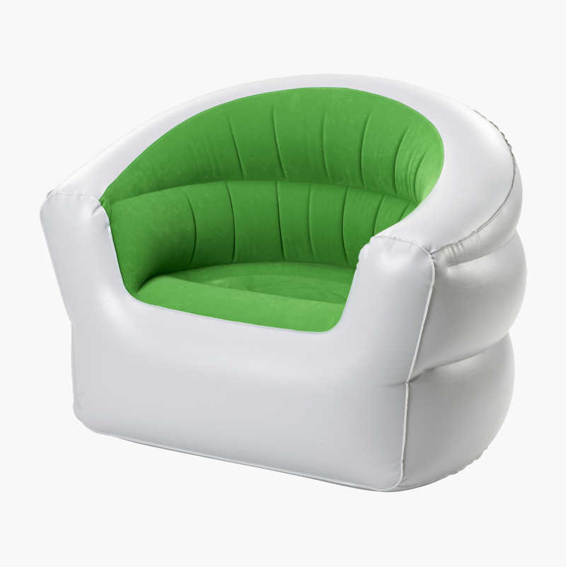 Inflatable armchair