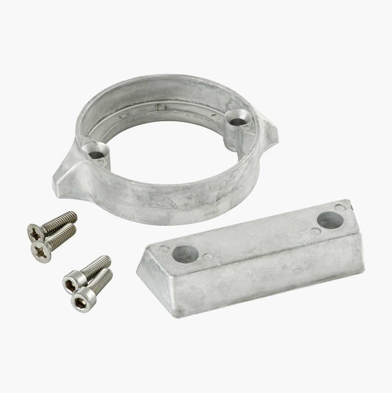 Anodkit, aluminium