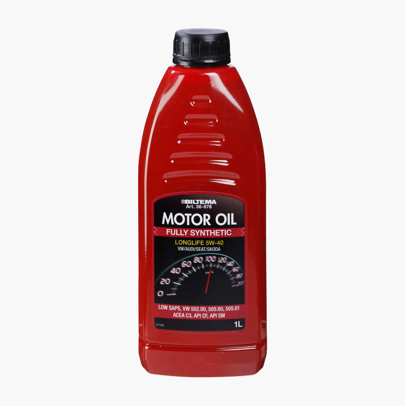 MOTOR OIL SYNT 5W-40 VW  1L