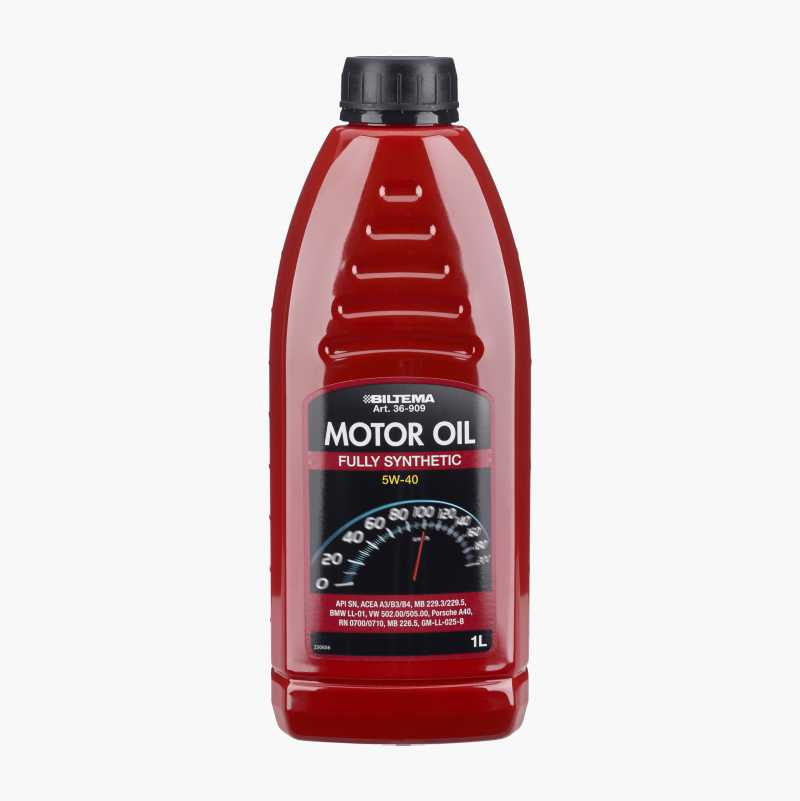 SYNTHETIC OIL 5W-40 1L