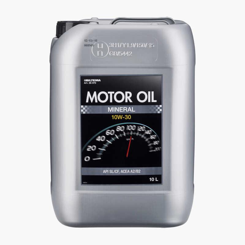 MINERAL OIL 10W/30 10L