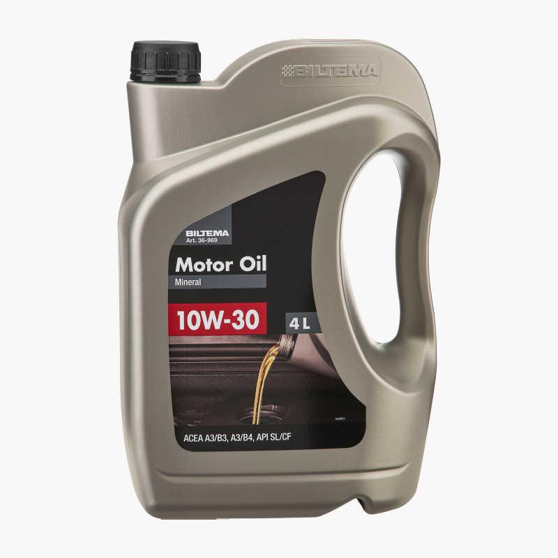 MINERAL OIL 10W/30 4L