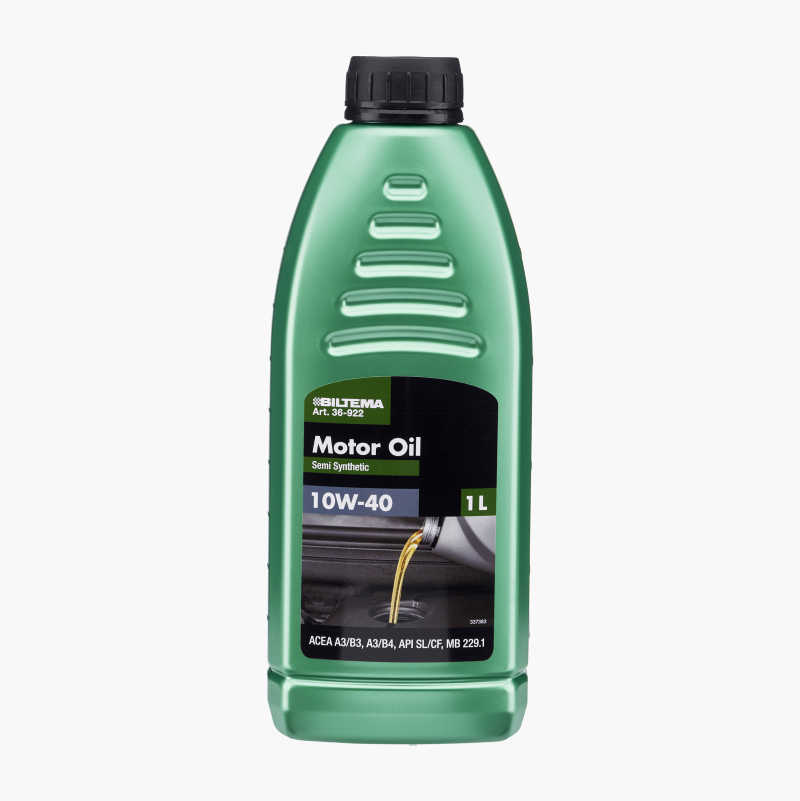 SEMI SYNTHETIC OIL 10W-40 1L