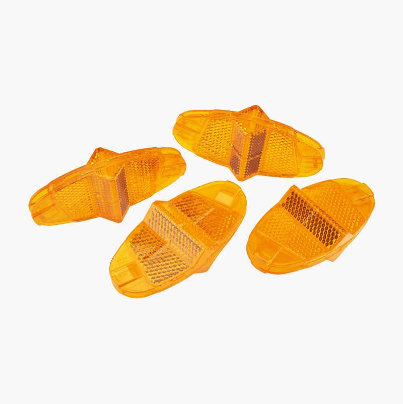 Wheel Reflectors, 4-pack
