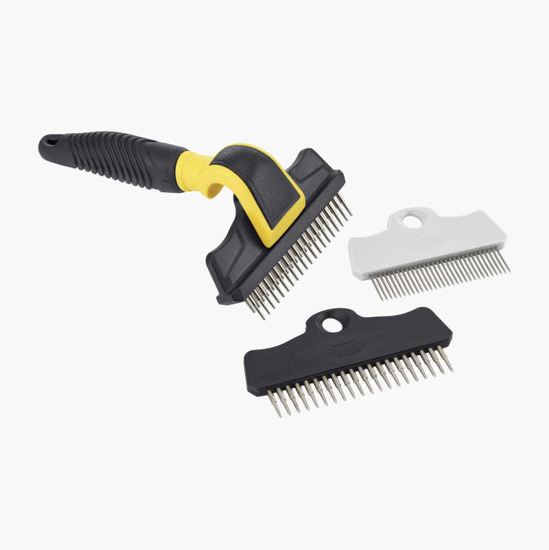 Dog Grooming Combs, set of 3