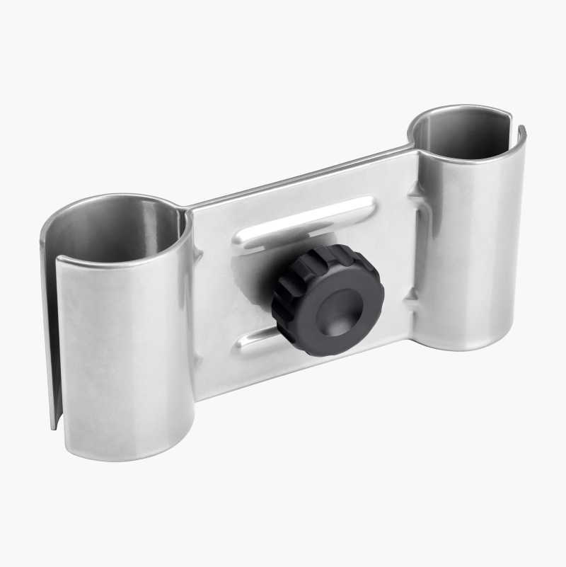 Clamp fitting for drying horse