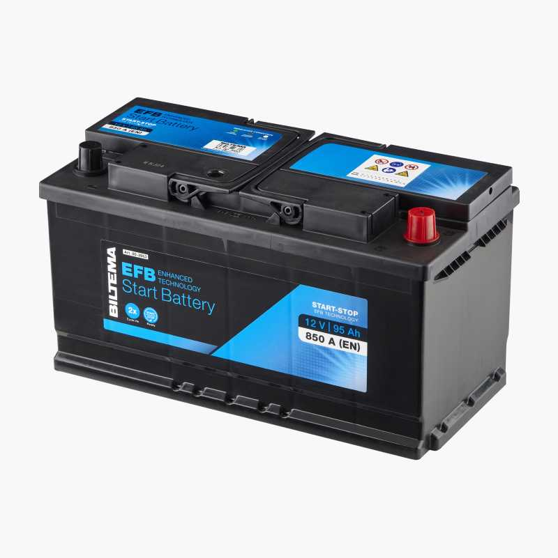 BATTERY EFB START  95 AH