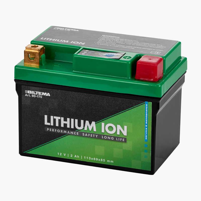 Litiumbatteri LiFePO4 Biltema.no