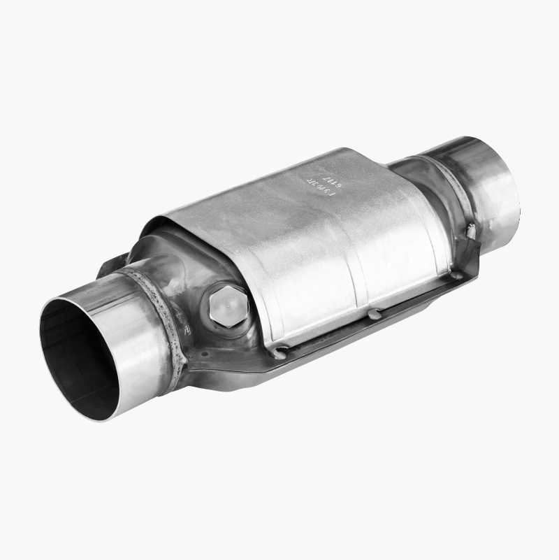 Catalytic Converter, petrol