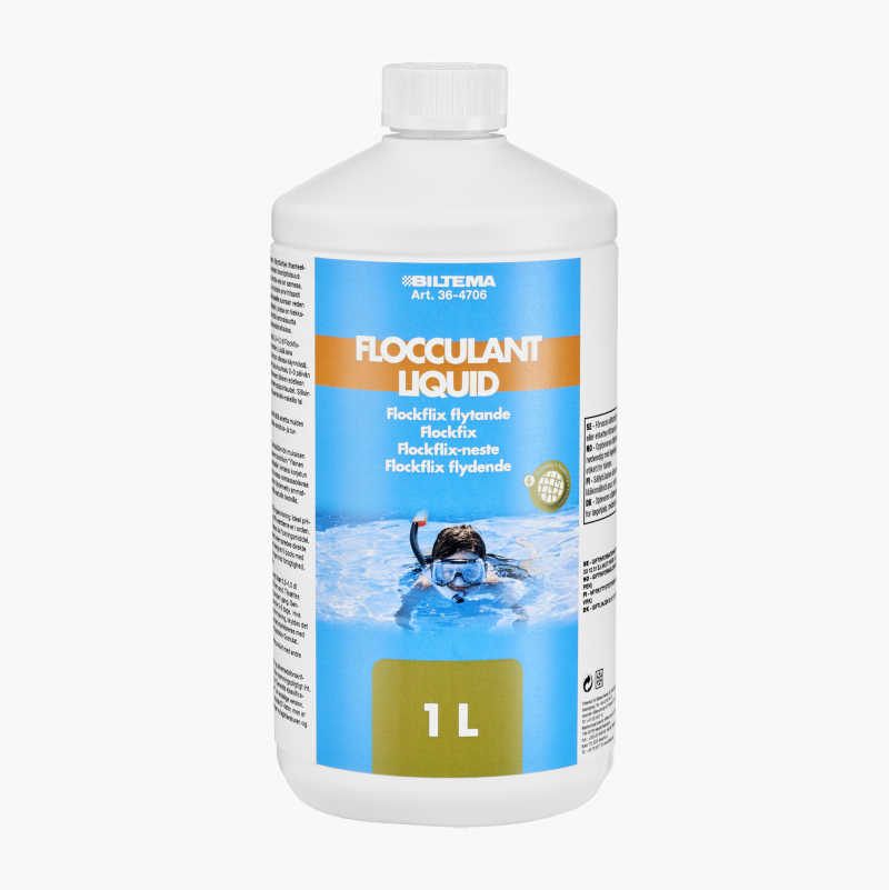 Flocculant Liquid 1 l