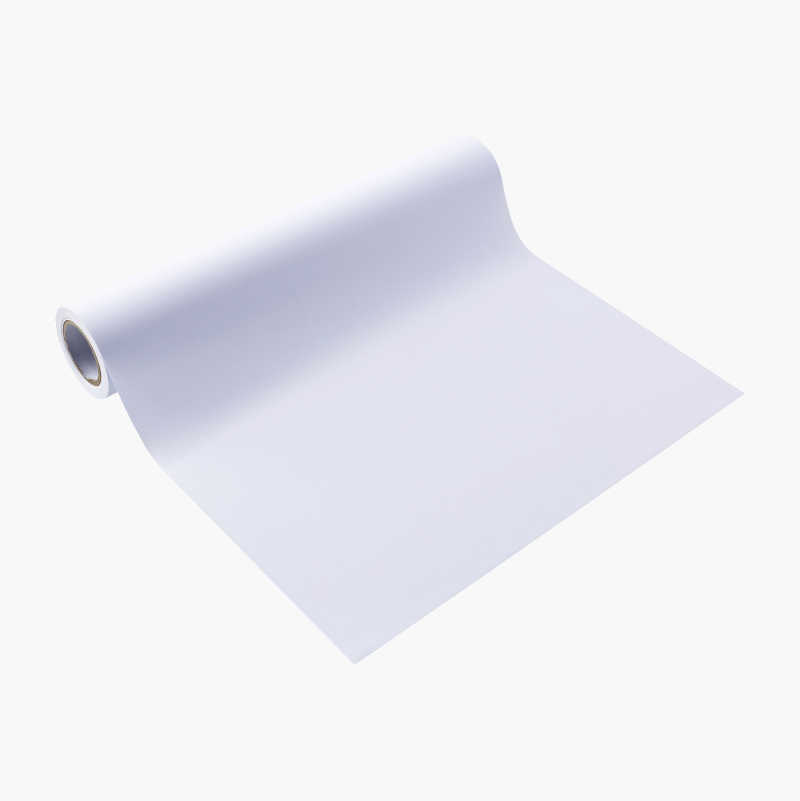 Drawing paper on a roll