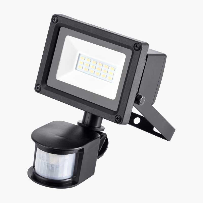 led lampa rörelsesensor batteri