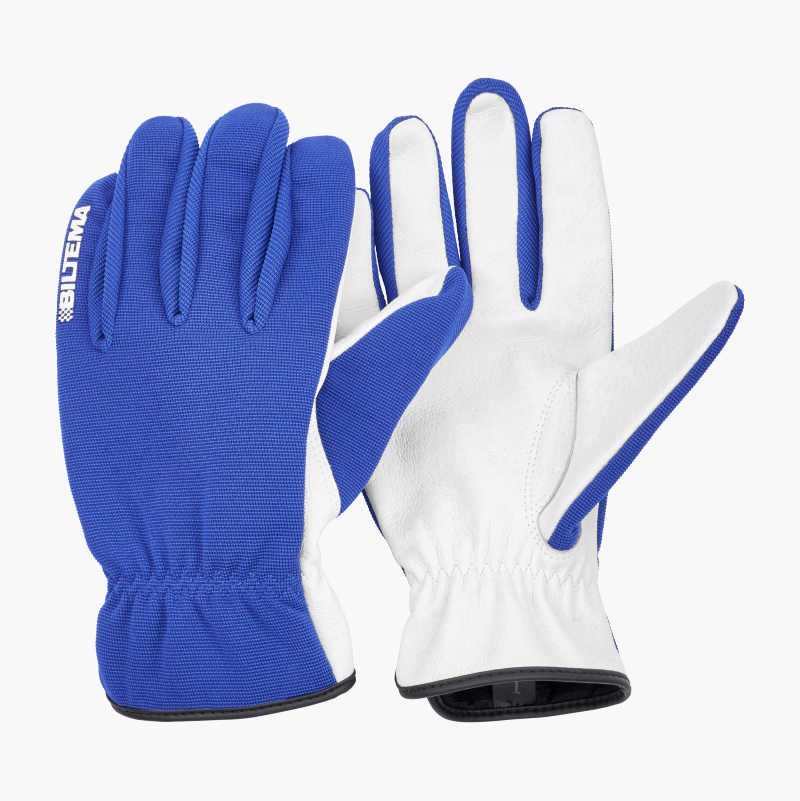 Leather Work Gloves building 802