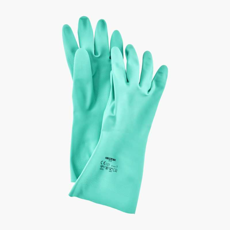 Chemical Protective Gloves nitrile 513