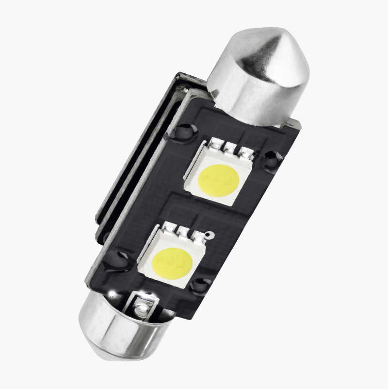 LED S8,5×43 WHITE CAN-BUS