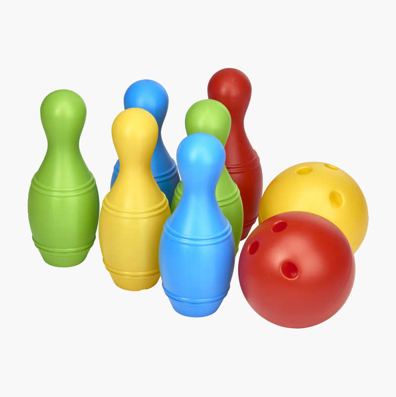Toy Bowling Set