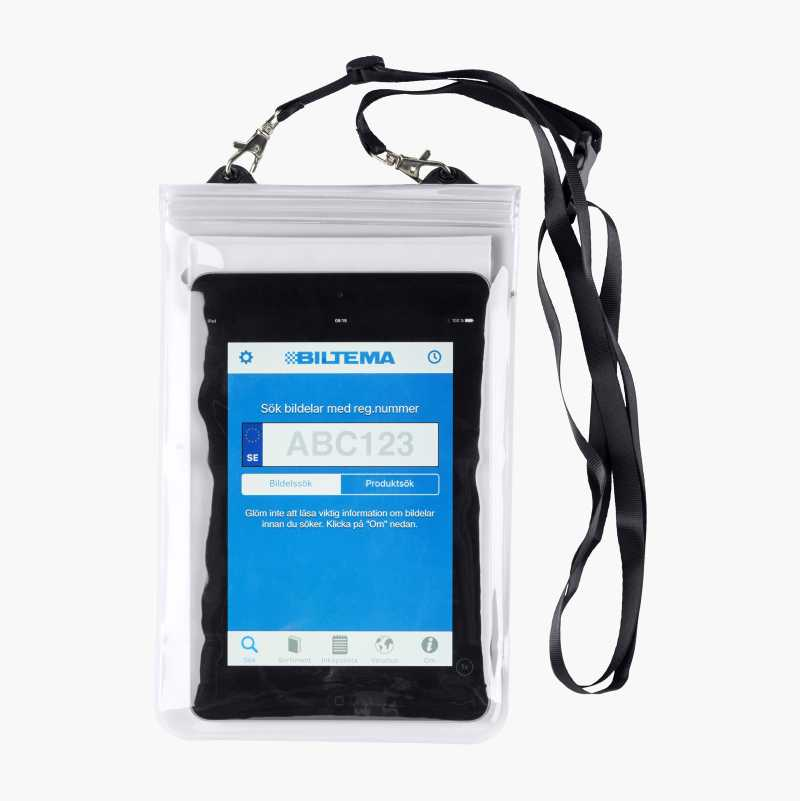 Waterproof Tablet Bag, <8""