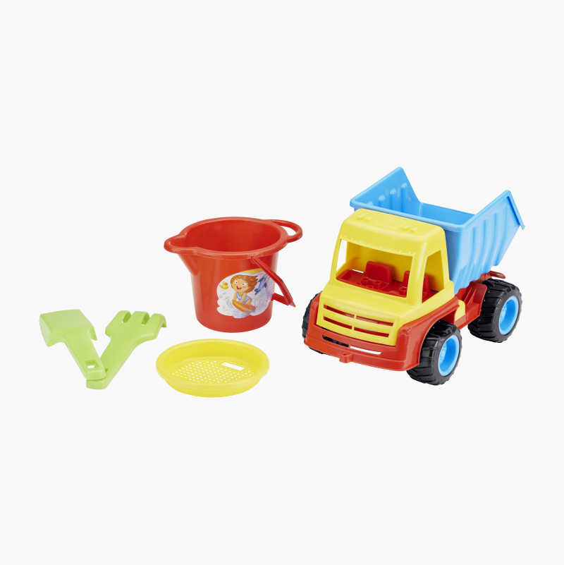Truck and Sand Toy Set