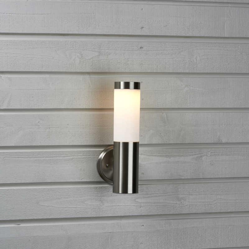 Modernistisk Solcellelampe - Biltema.no ND-79