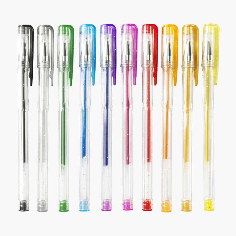 Glitter Pen 10-pack
