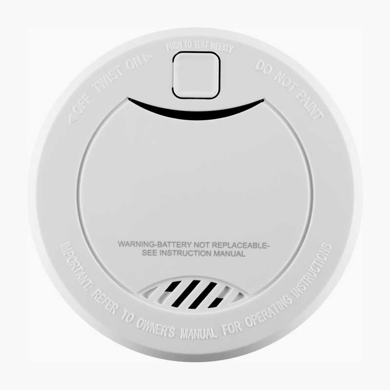 Fire alarm, Lithium-ion battery