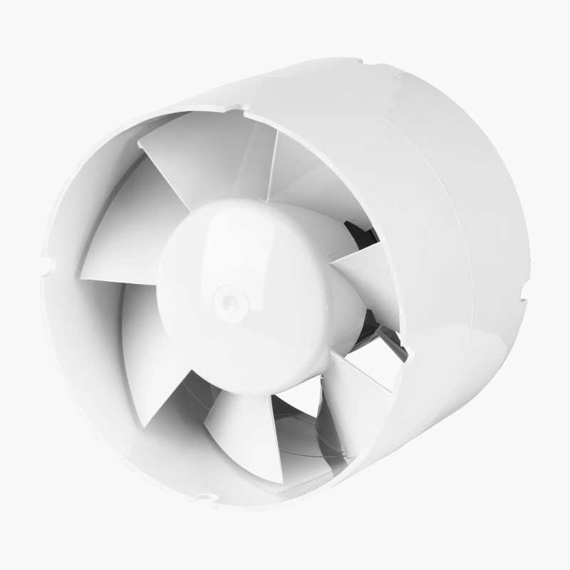 Piping fan ø125 mm