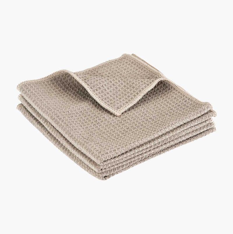 Microfibre Dish Towels, 3-pack
