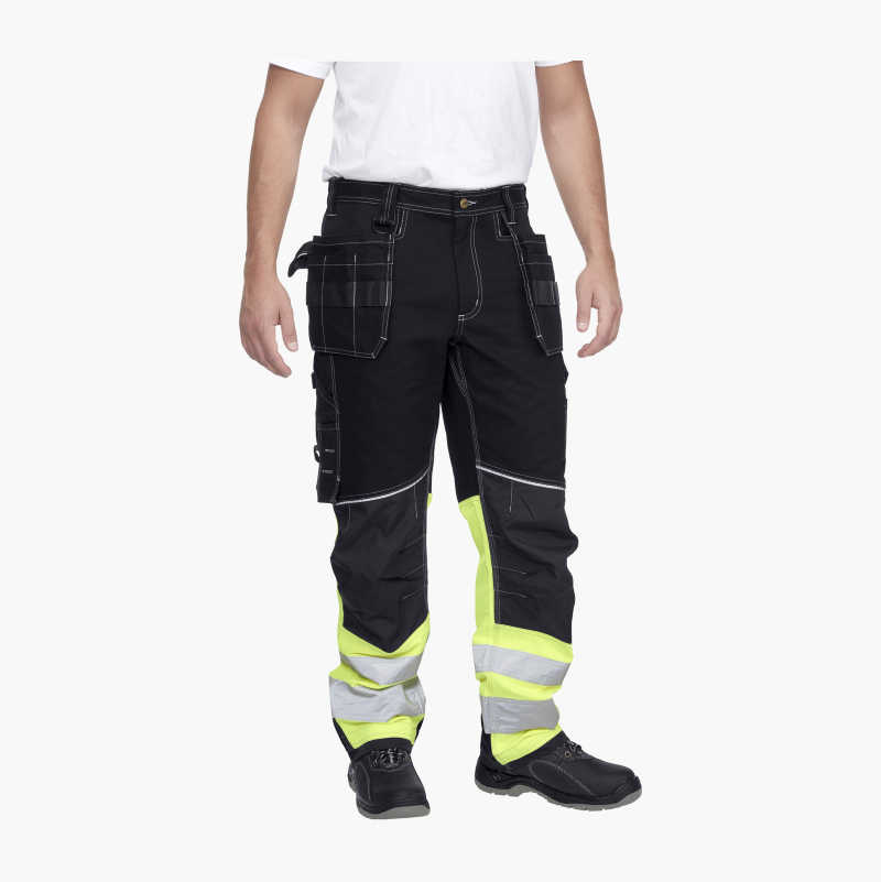 Craftsmen Trousers Pro, High Visibility