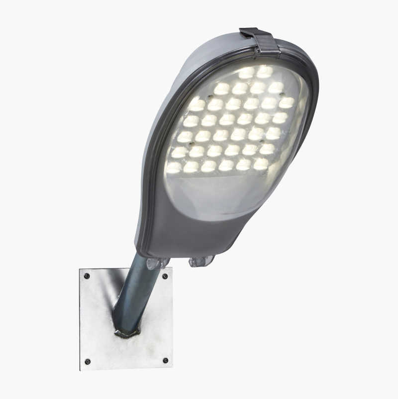 Gårdsbelysning LED