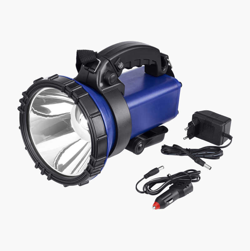 Hand-held searchlight, 10 W