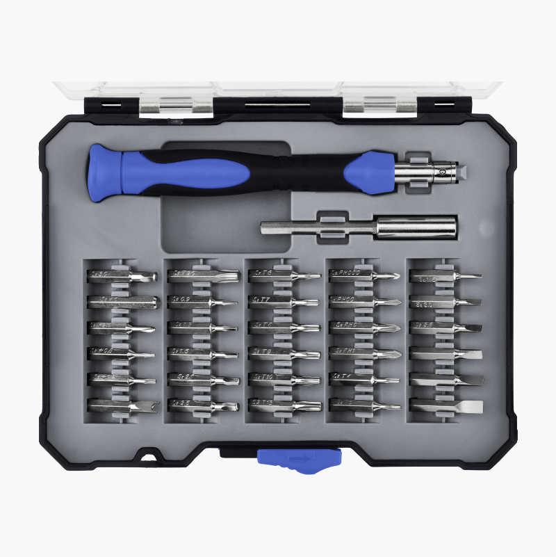 Precision Screwdriver set, 32 parts
