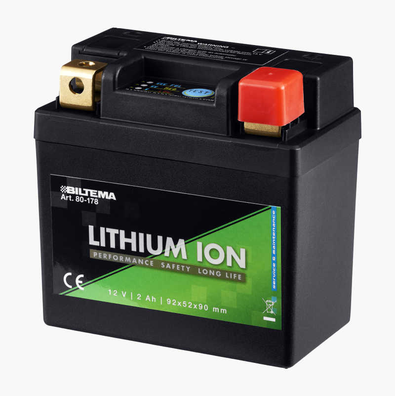 MC BATTERY LITHIUM 2 AH