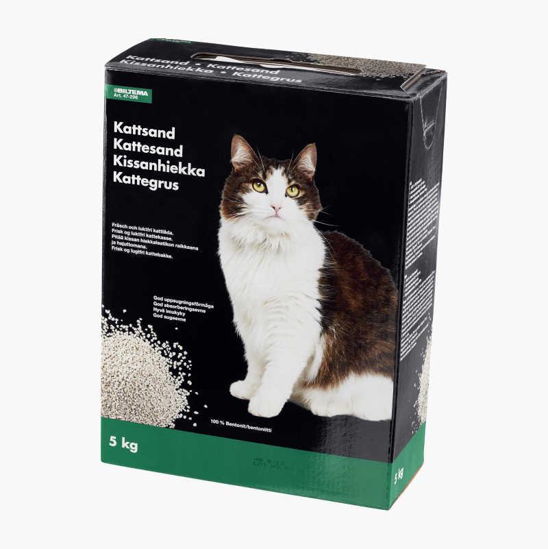 Kattesand 5 kg