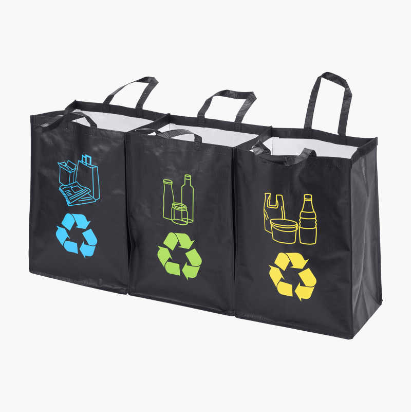 Recycling Bags, 3-pack