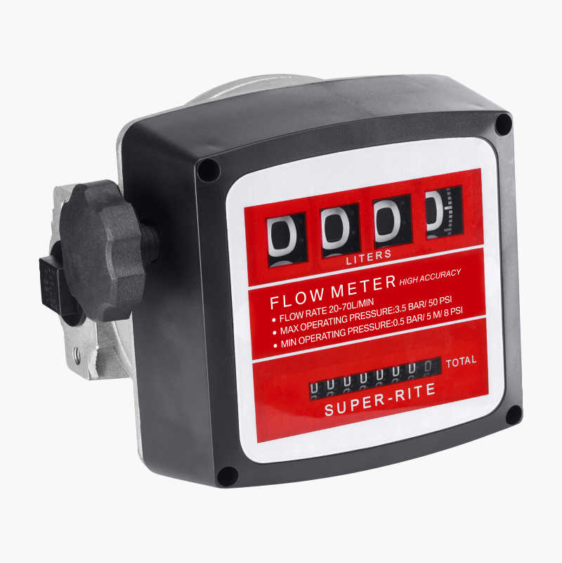 Flow Meter for diesel pumps