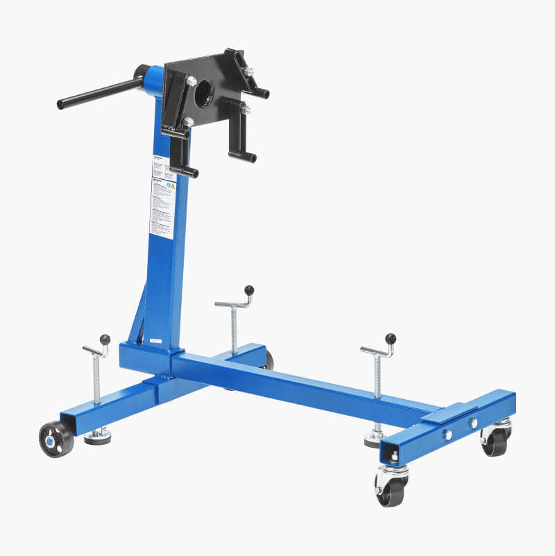 Engine trolley stand