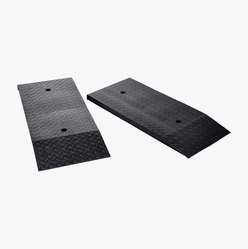 Drive-on Ramps, 2 pack.